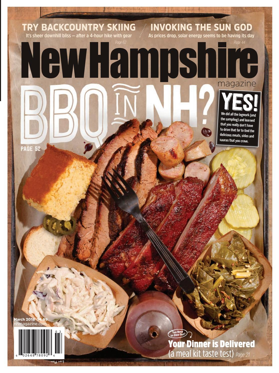 New Hampshire Magazine March 2018 By Mclean Communications Issuu
