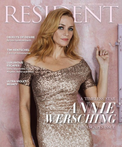 90e36f55043 Resident Magazine February 2018 Issue - Annie Wersching by Resident ...