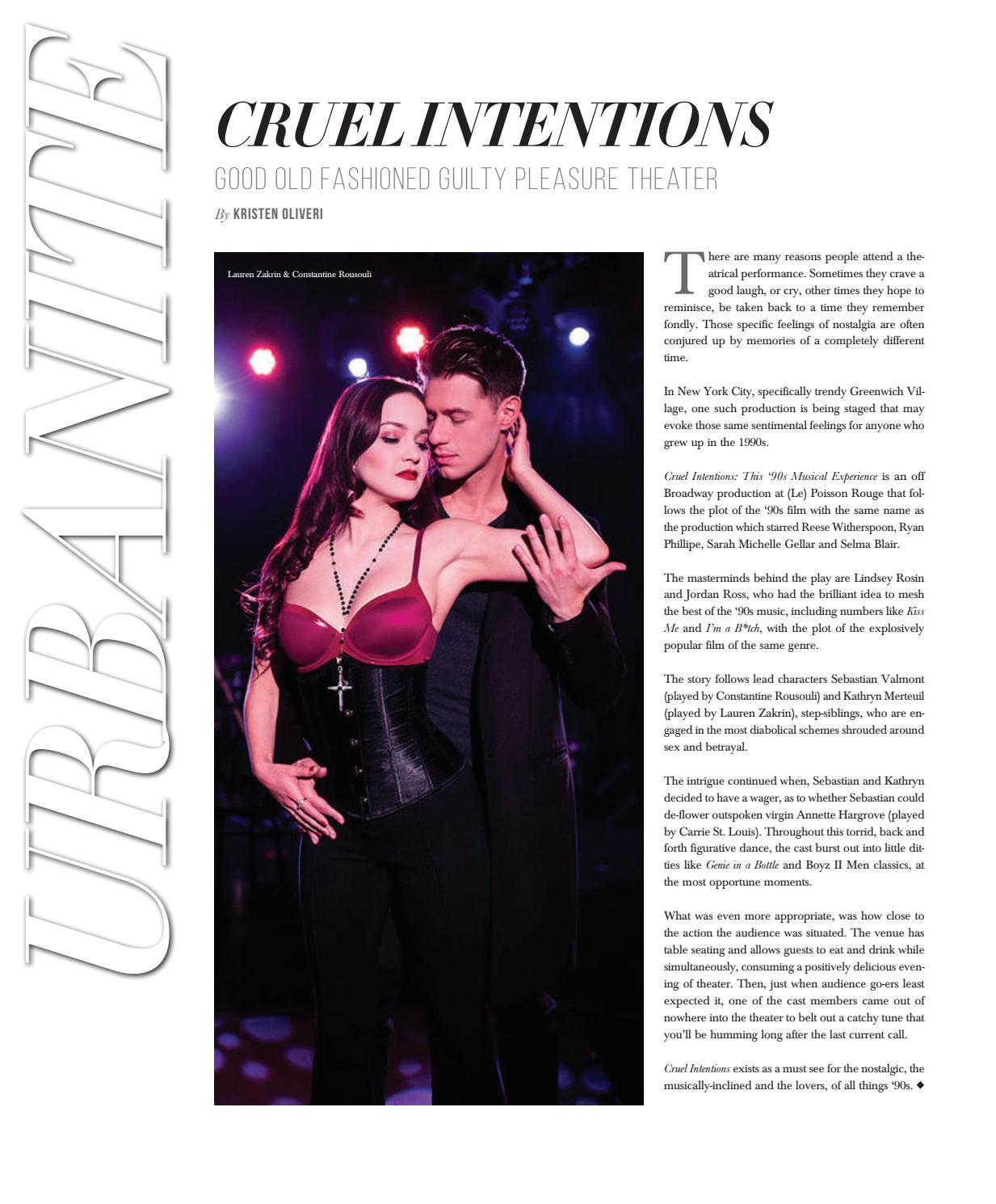 Resident Magazine February 2018 Issue - Annie Wersching by
