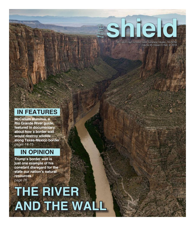 Mccallum HS, The Shield Issuu 3, Second Edition (Feb 9 2018
