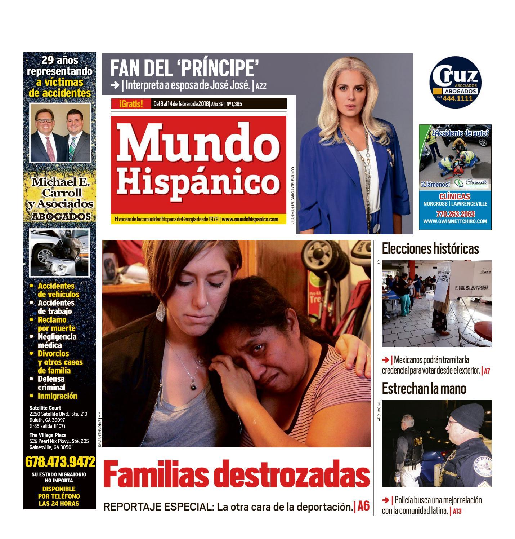 Familias destrozadas by MUNDO HISPANICO - issuu