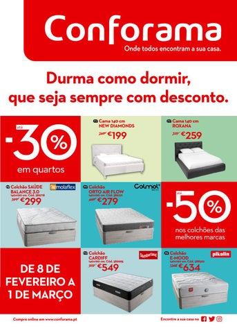 Conforama - Especial quartos e colchões by adoropoupar - issuu 5769f0720e53