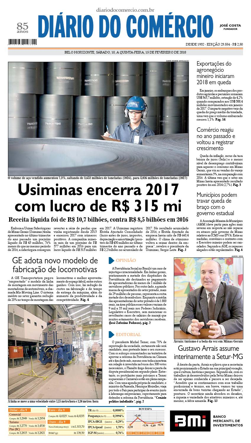 828e804815 23554 by Diário do Comércio - Belo Horizonte - issuu