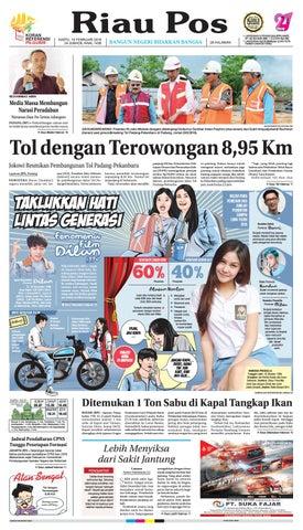 2018-02-10 by Riau Pos - issuu 31a5c5e3cf
