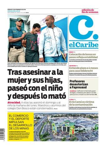 elCaribe by Multimedios del Caribe - issuu 7d773a03171