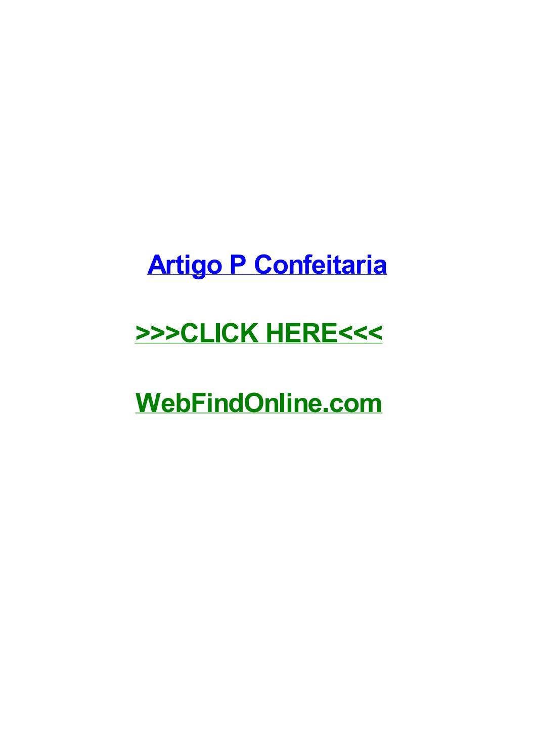 Artigo p confeitaria by crystalkdyy issuu ccuart Gallery
