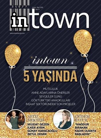 bda21f1f85a35 Intown 31 web by Intown Dergisi - issuu