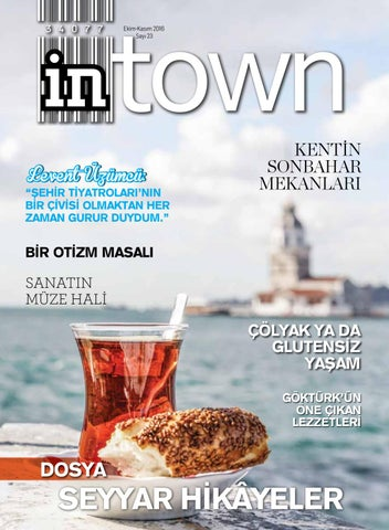 71c3be50c1d38 Intown 23 by Intown Dergisi - issuu