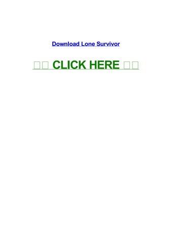 download film lone survivor mp4 subtitle indonesia