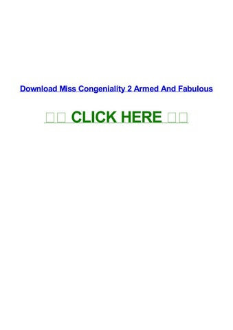 miss congeniality 480p download