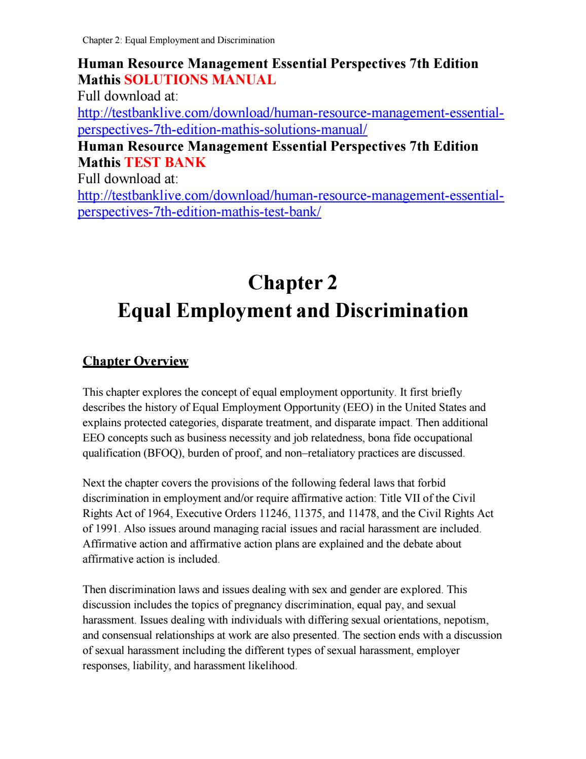 Eeoc disparate impact complaint procedure for sexual harassment