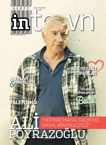 fcc5c95aca1bf Intown 19 by Intown Dergisi - issuu