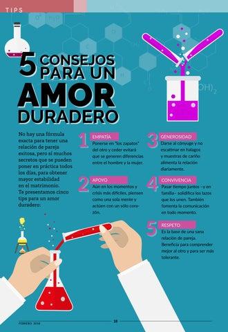 Page 18 of 5 CONSEjOS PARA UN  AMOR DURADERO
