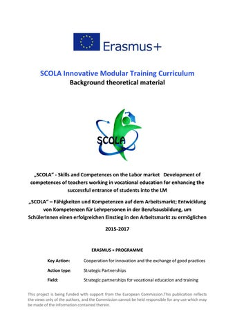 Deutsch scola theory final by Scola - issuu