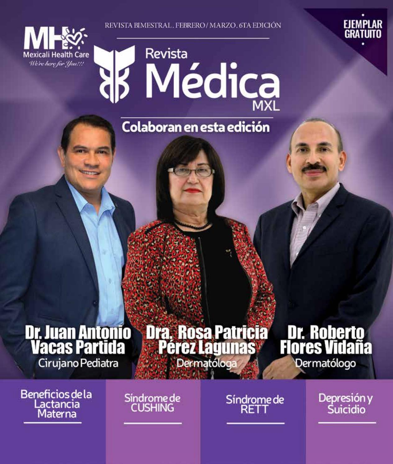 Revista MEDICA MXLI by INYCRE DISEÑO & EDITORIAL - issuu