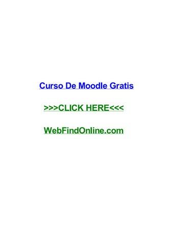 Curso De Moodle Gratis Curso de moodle gratis Terrace curso de sociologia  online gratis parágrafo único do artigo 112 do cpc artigo 3 inciso v da lei  ...