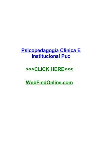 ed1b171f5ae Psicopedagogia Clinica E Institucional Puc Psicopedagogia clinica e  institucional puc London curso de guitarra y canto ldb 9394 96 atualizada  artigo 3 para ...