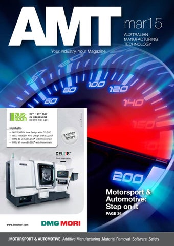 AMT MARCH 2015 by AMTIL - issuu on