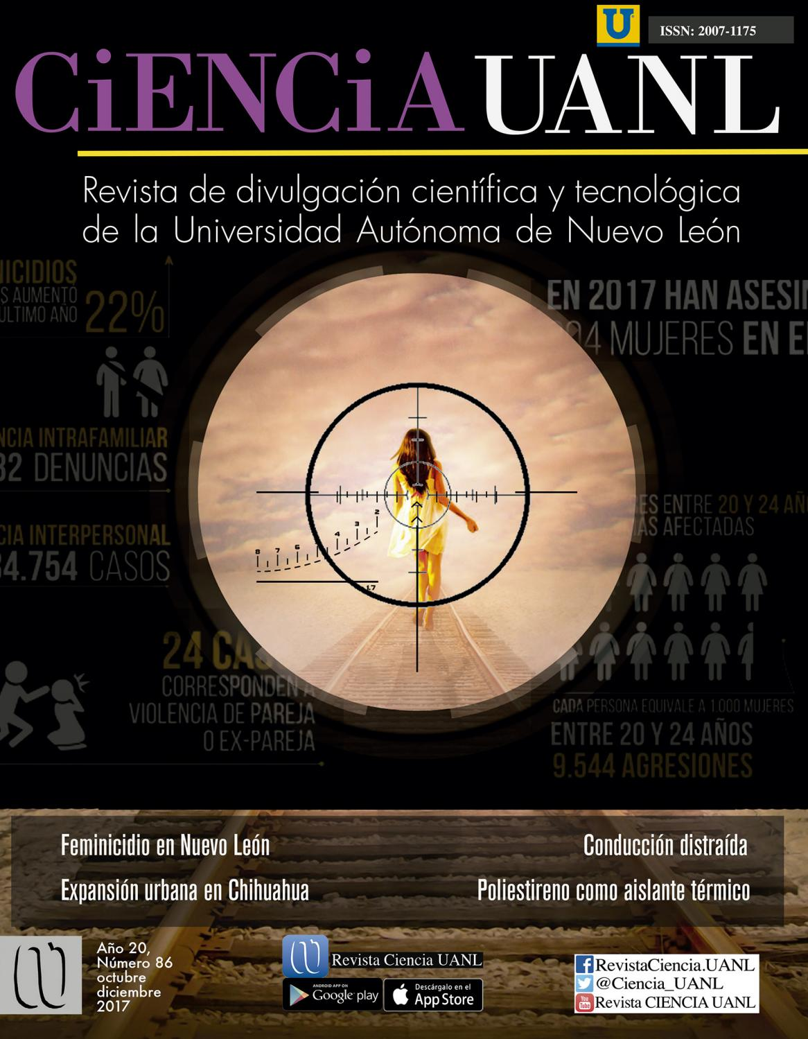 Ciencia UANL 20-86 by Rodrigo Soto Moreno - issuu