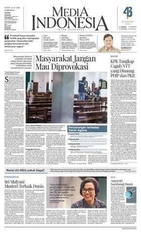 Media indonesia 12 02 2018 12022018075839 by Oppah - issuu 0eaf335b4f