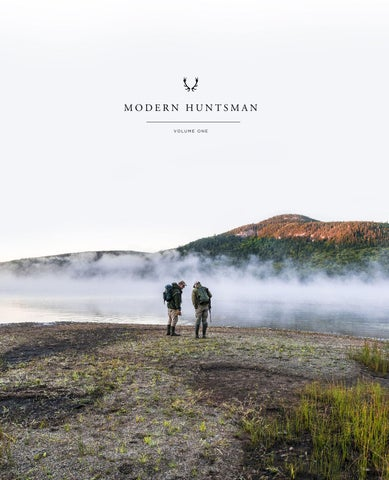 662ddca24dce0 Modern Huntsman Volume One by Modern Huntsman - issuu