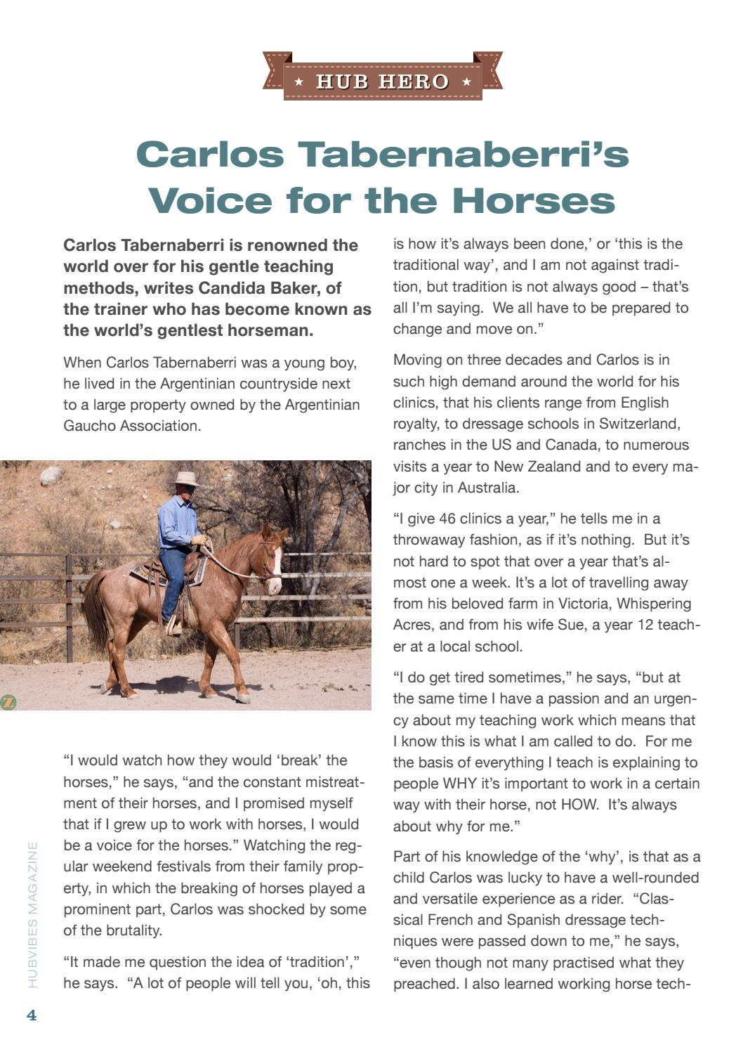 HubVibes February 2018 by HorseVibes - issuu