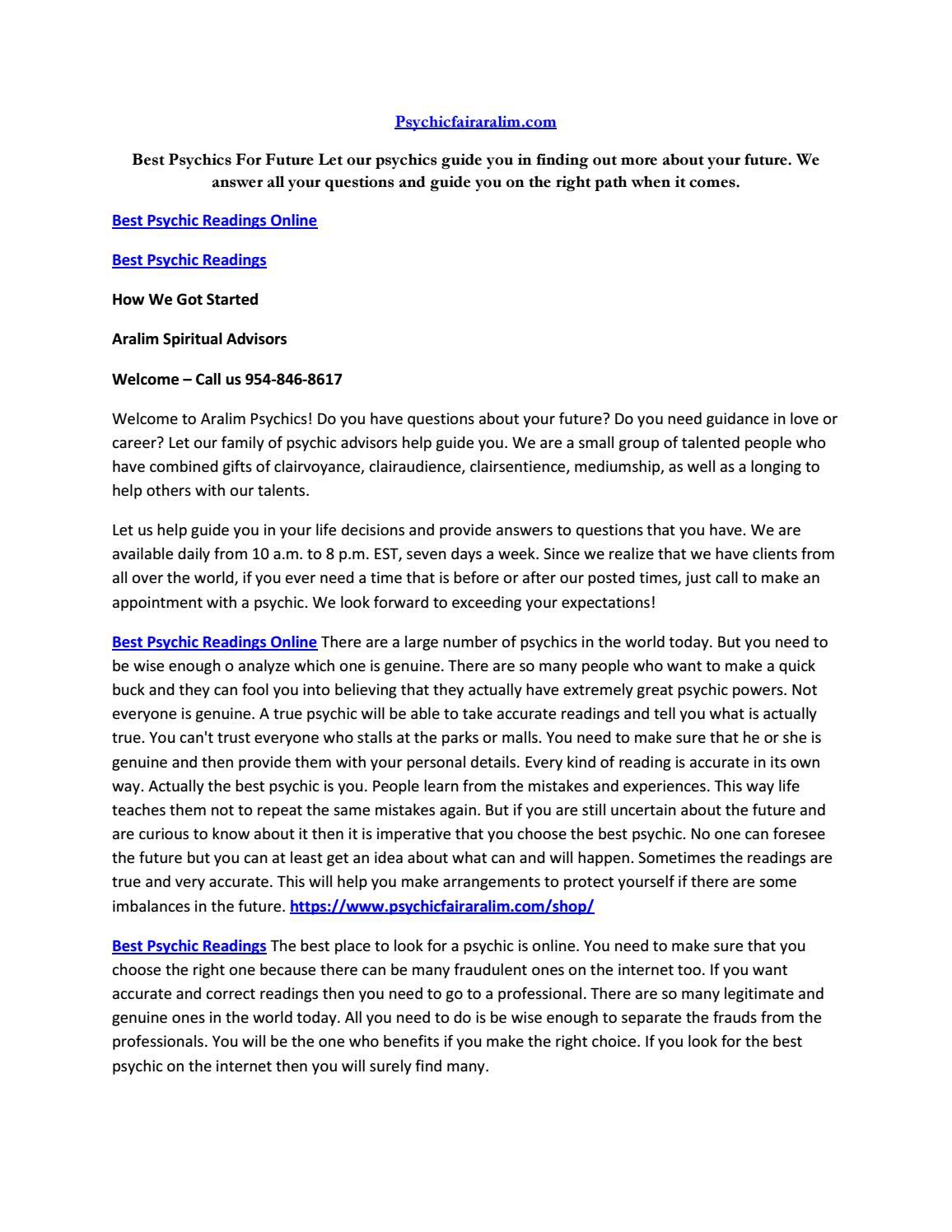 Best psychic readings by Insaf Solanki - issuu