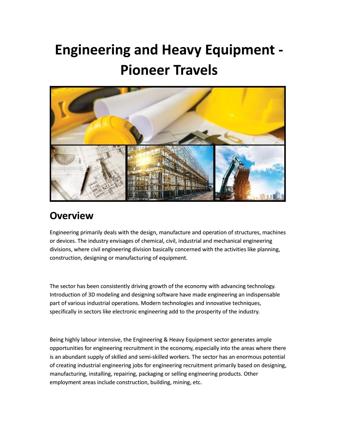 Overseas Placement Agency Overseas Placement Consultancy India Pioneer Travels By Pioneertravels Issuu
