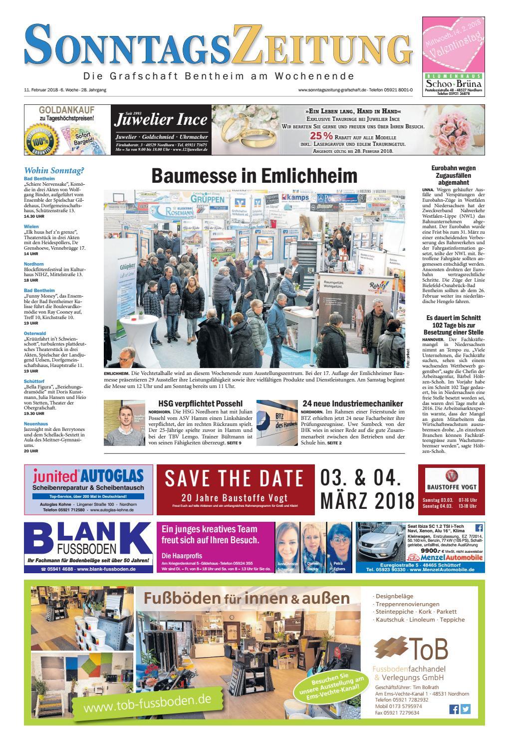 SonntagsZeitung_11-2-2018 by SonntagsZeitung - issuu