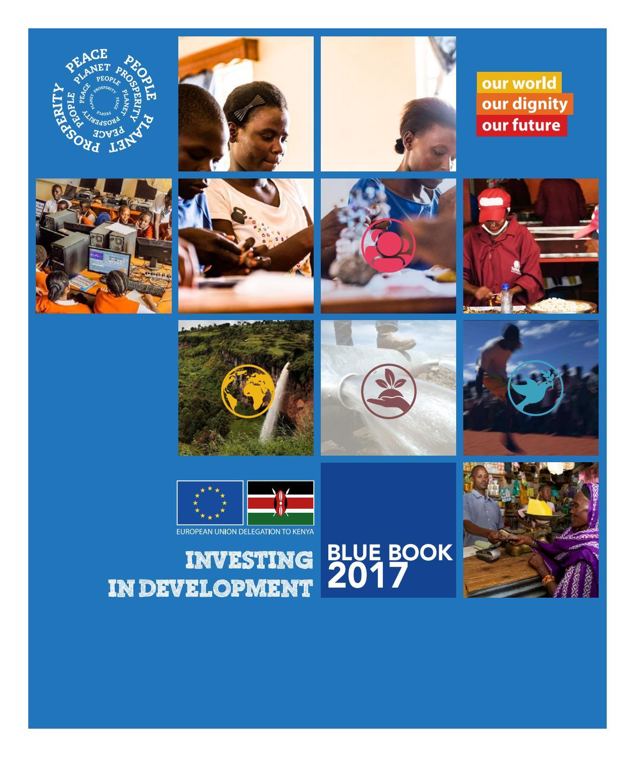 Blue book 2017 by Slovak Agency for International