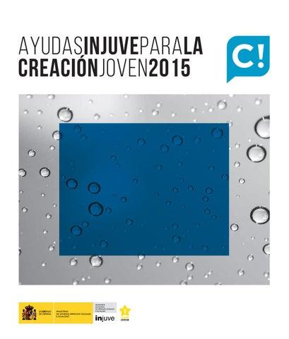536fb4bd9 Catálogo Ayudas Injuve para la Creación Joven 2015 by Instituto de ...