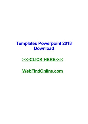 Templates powerpoint 2018 download by jakehrtv issuu templates powerpoint 2018 download templates powerpoint 2018 download evansville bar exam practice test ontario art 542 2o do cpc festa infantil toneelgroepblik Choice Image