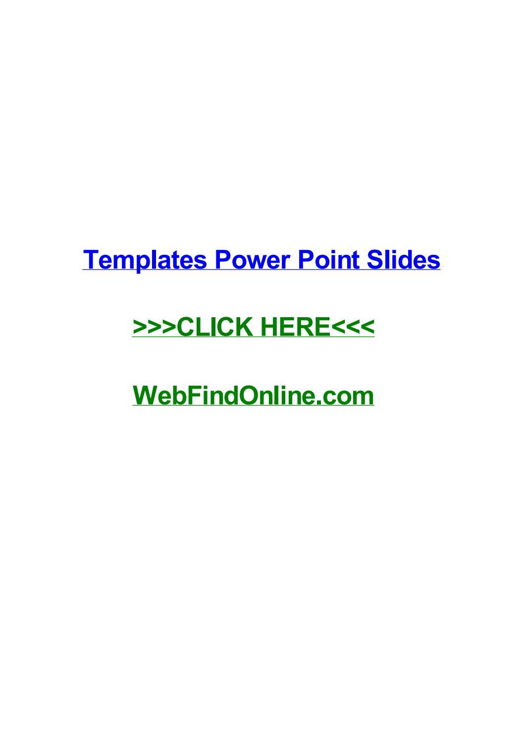 Templates power point slides by jakehrtv issuu toneelgroepblik Images