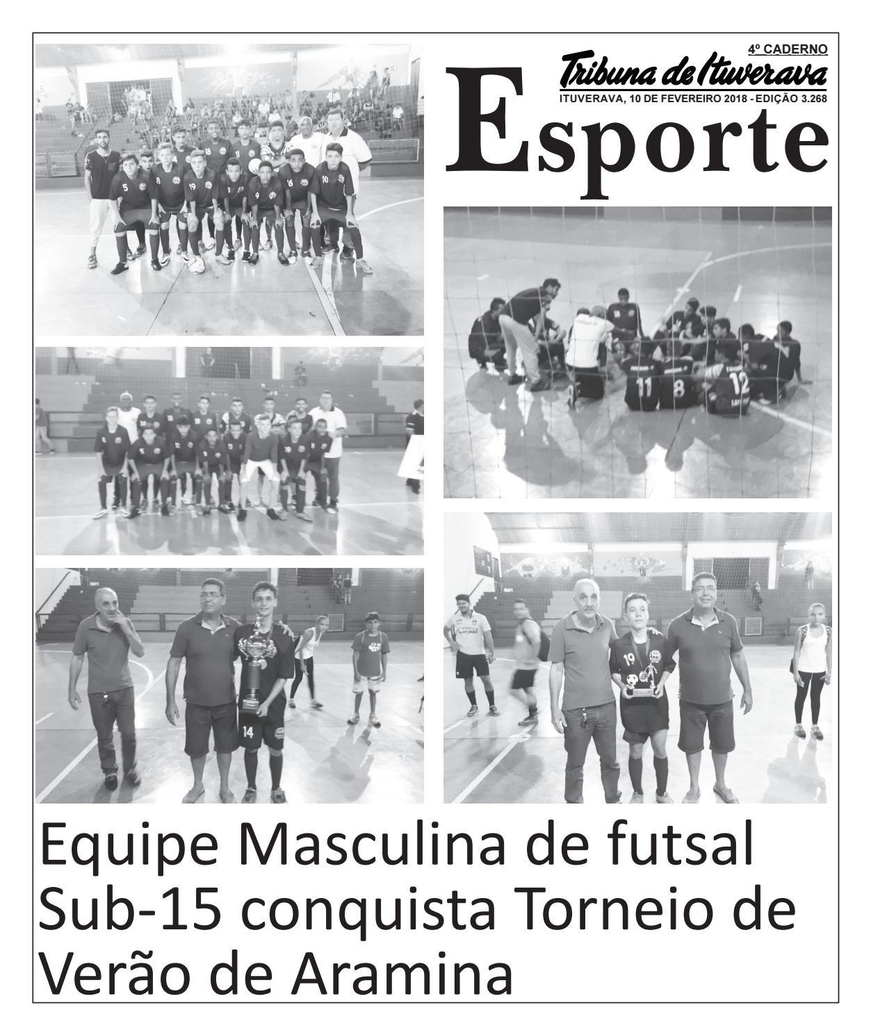 4a710ea5b9 Esporte Edição 3268 by tribunadeituverava - issuu