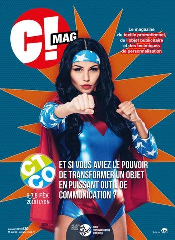 C!mag  20 by 656 Editions - issuu 491b0d0b7ff