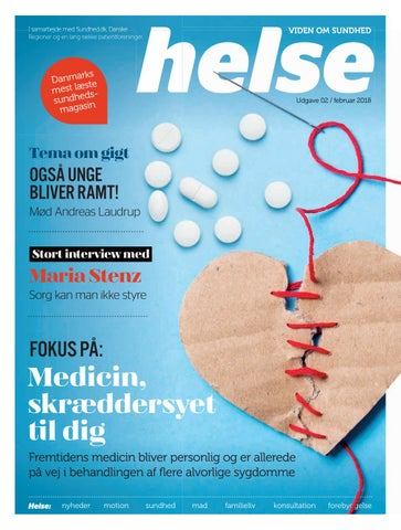 148488d0bb2 Helse-2018-02 by Mediegruppen as - issuu