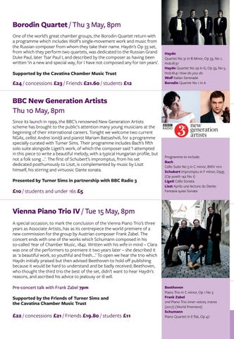Classical Newsletter Spring 2018 by Turner Sims Southampton
