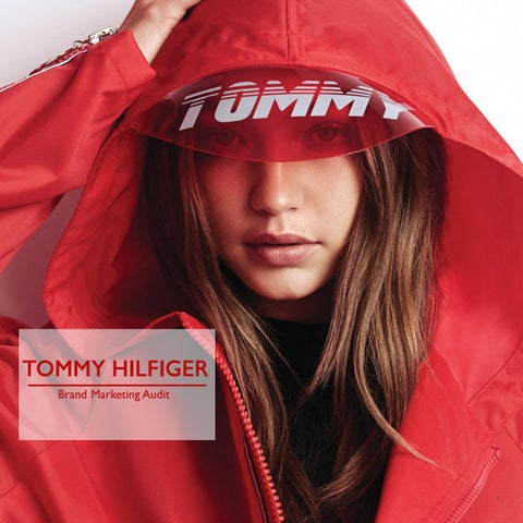 7acf35a991aaaa Tommy Hilfiger-Brand Marketing Audit by Eleanor Johnstone - issuu