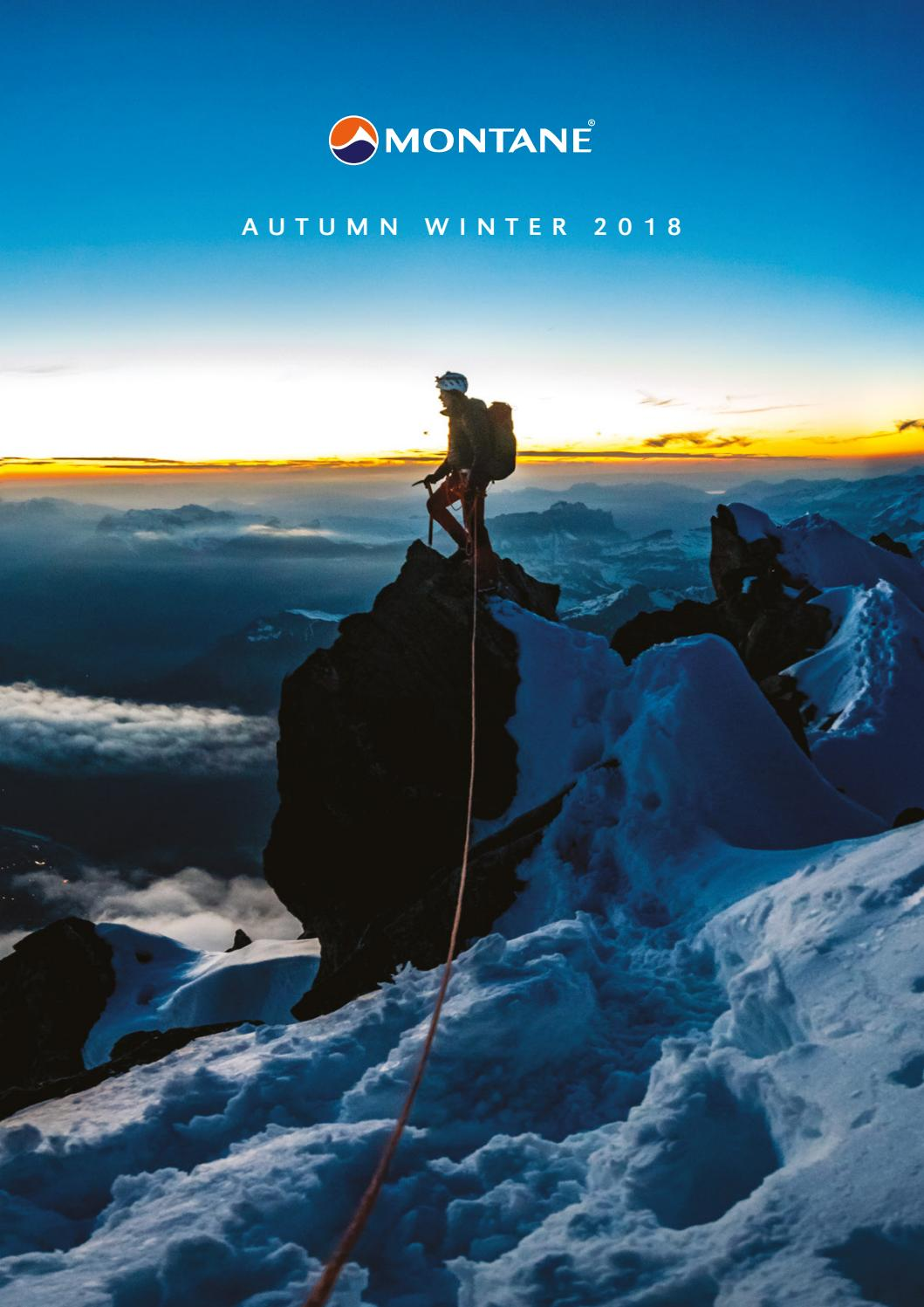 by Montane 2018 zima Vertical issuu Trade dCxBreo