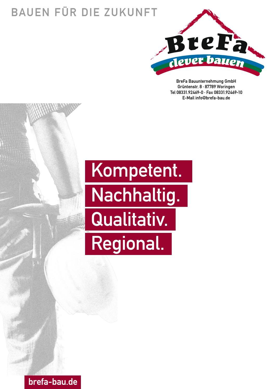 Brefa Zeitung by rta.design GmbH - issuu
