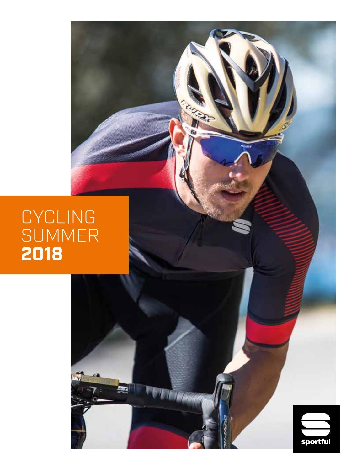 Bike Cycling Race Jersey Sportful Prism Short Sleeve Fabric Road Biking