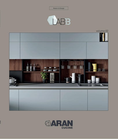 Lab 13 vol 2 kitchen laboratory by aran cucine issuu - Aran cucine lab 13 ...