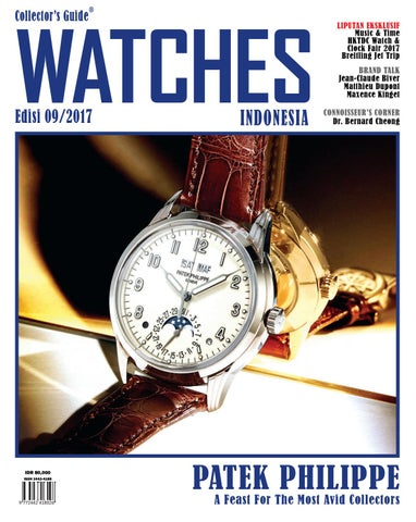 COLLECTOR S GUIDE - WATCHES dc6f1f31df