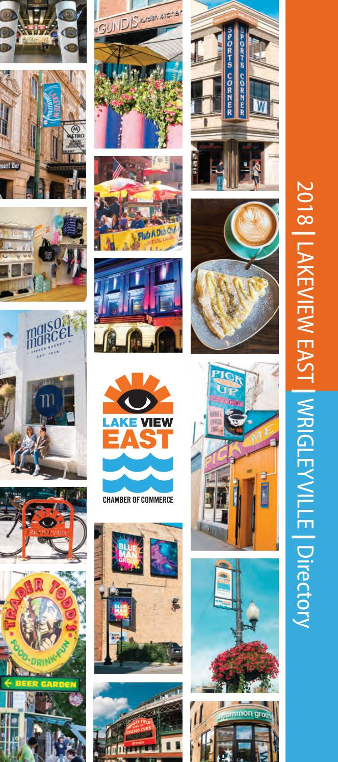 Lakeview East IL 2018 Chamber Directory by Town Square