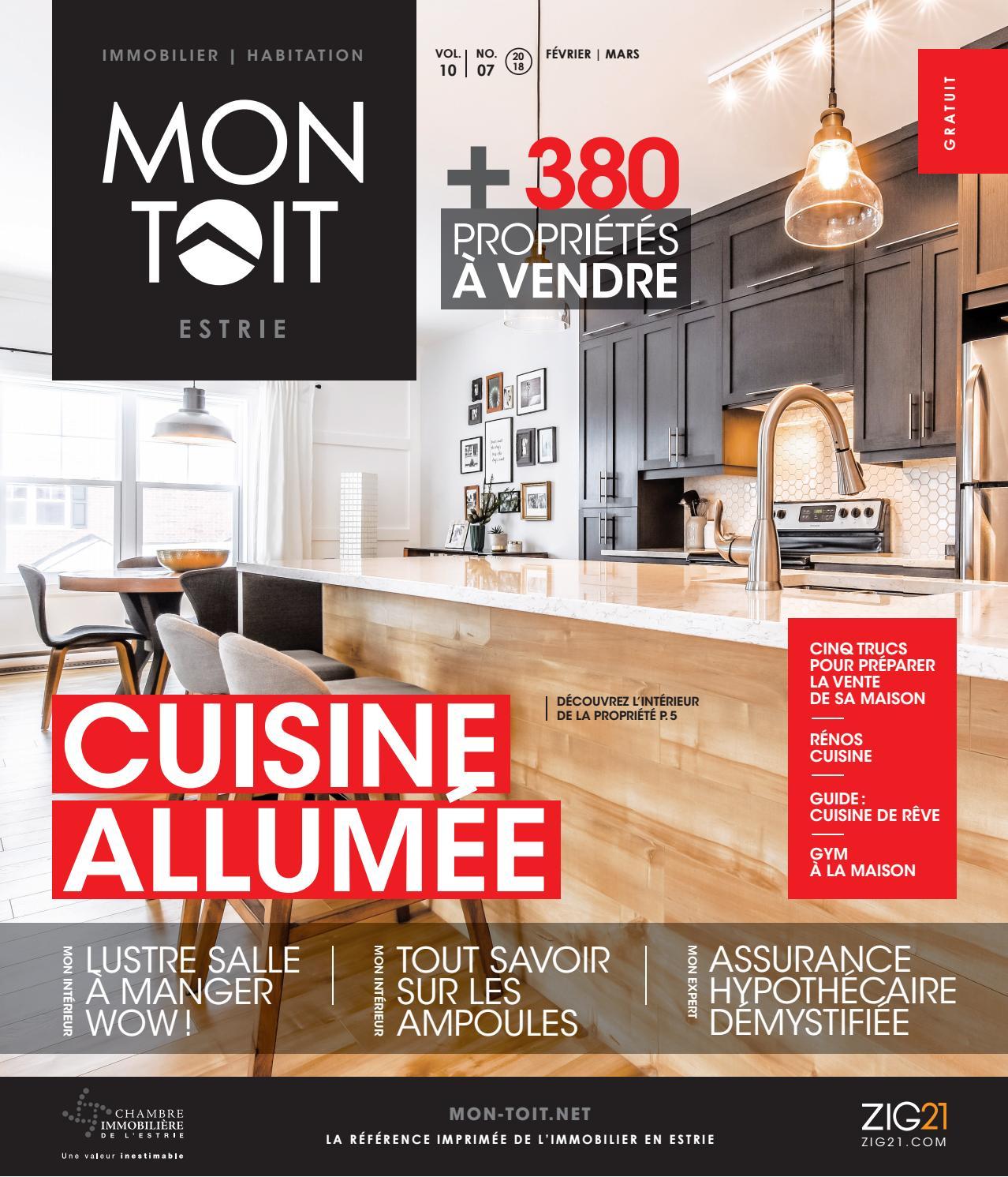 Bon Mon Toit Estrie FÉV MARS 2018 By Zig21   Issuu