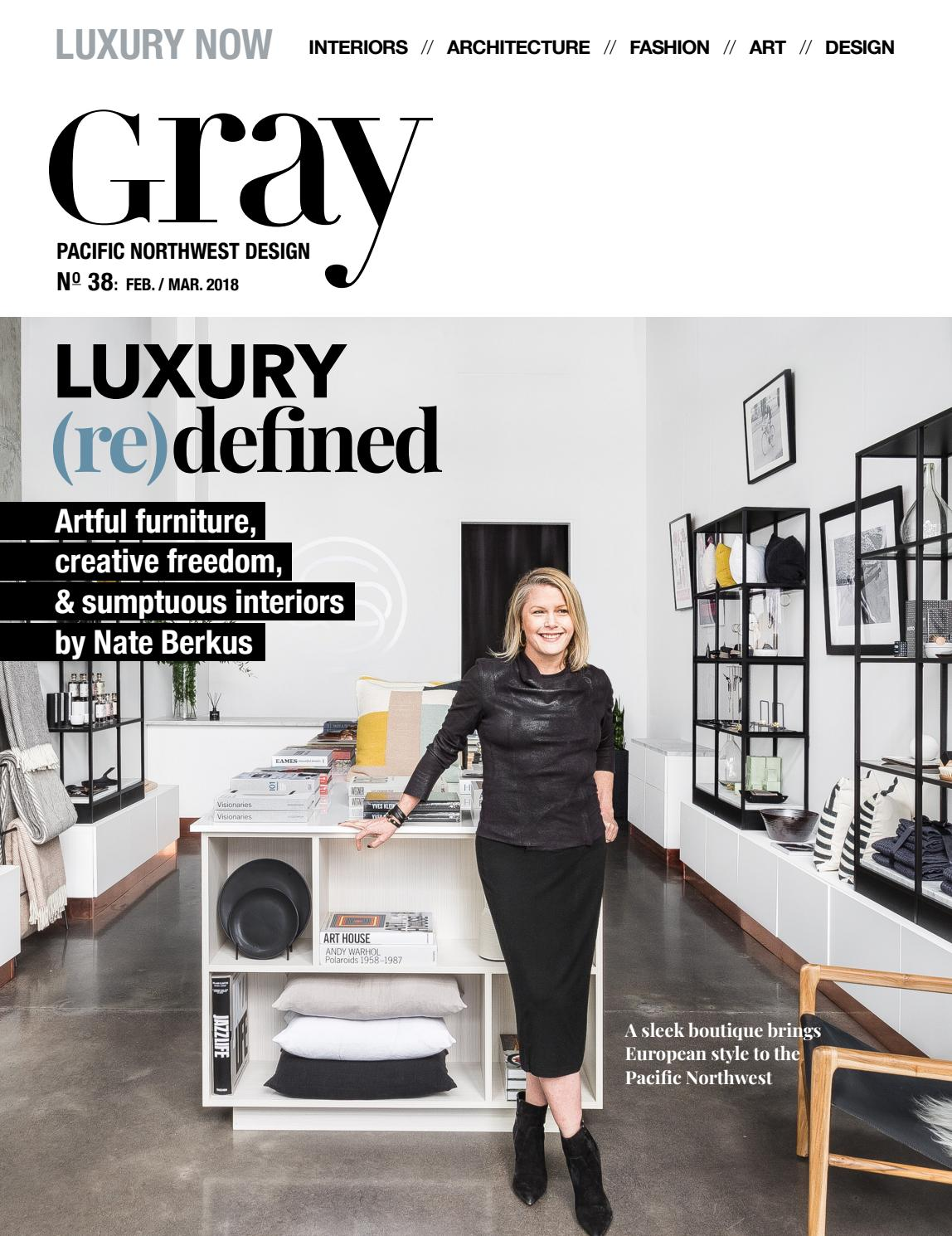 GRAY No. 38 by GRAY magazine - issuu