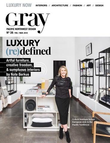 GRAY No. 38 by GRAY magazine - issuu