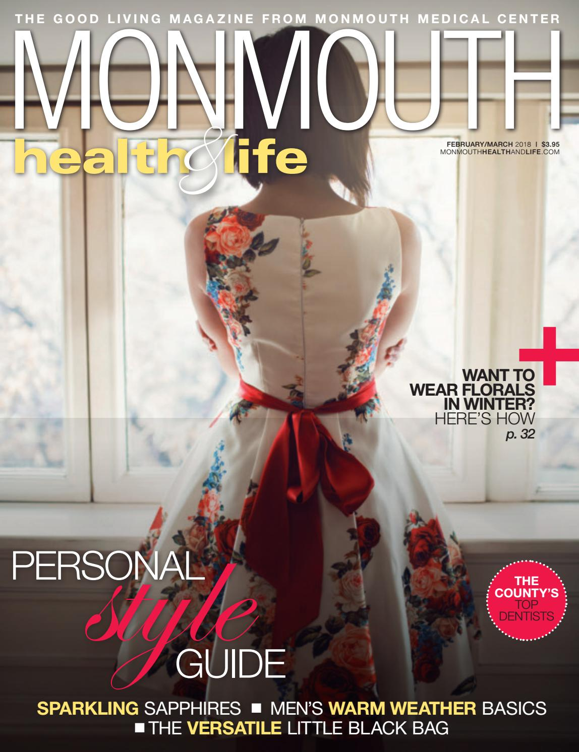 Monmouth Health & Life February March 2018 By Wainscot Media Issuu