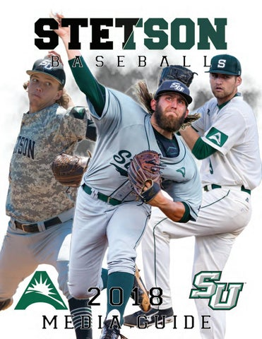 f51ed2f5a2e 18 stetson baseball guide by Stetson University Athletics - issuu