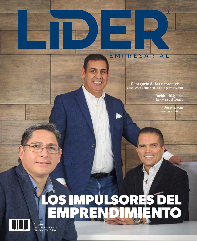 Revista Líder Empresarial No. 277 by Revista Líder Empresarial - issuu